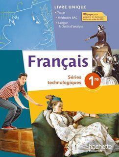 Français 1re séries technologiques
