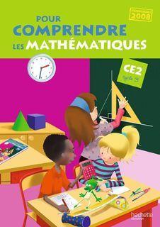 Pour comprendre les mathématiques CE2 - Fichier numérique enseignant