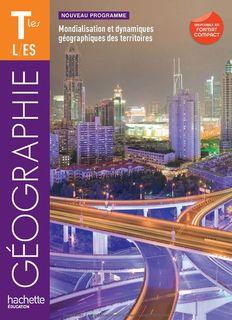 Géographie Tles L/ES 2012