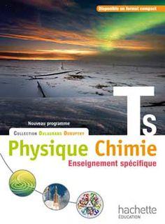 Physique-Chimie Term S specifique