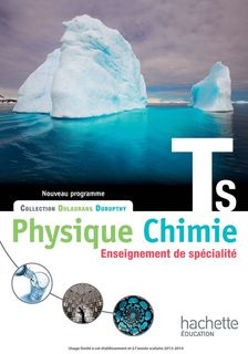 Physique Chimie Tle S Specialite