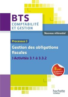 P3 Gestion obligations fiscales BTS CG
