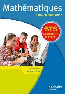 Mathématiques BTS comptabilité gestion