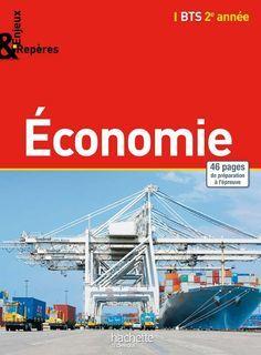 Enjeux Repères - Economie - BTS 2e année