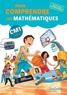 Pour comprendre les mathématiques CM1 - Fichier numérique enseignant - Ed. 2016