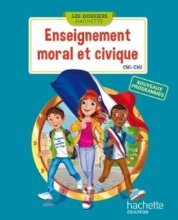 Les Dossiers Hachette Enseignement moral et civique CM - Manuel numérique enseignant - Ed. 2016