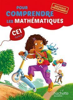 Pour comprendre les mathématiques CE1 - Fichier numérique enseignant - Ed. 2016