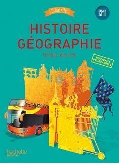 Citadelle Histoire-Géographie CM1 - Manuel numérique enrichi enseignant - Ed. 2016