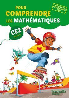 Pour comprendre les mathématiques CE2 - Fichier numérique enseignant - Ed. 2017