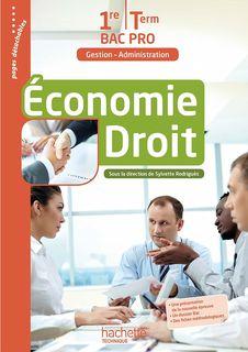 Économie Droit 1re et Terminale Bac Pro – Gestion Administration
