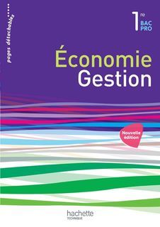 Economie-Gestion 1re Bac Pro