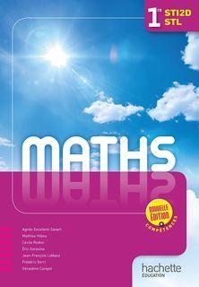 Mathématiques 1re STI2D STL