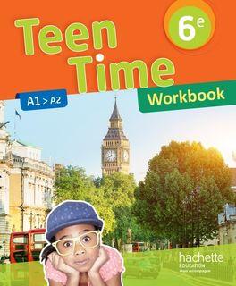 Teen Time 6e Workbook
