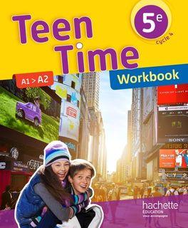 Teen Time 5e - Workbook