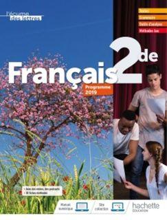 L'écume des lettres Français 2de - Edition 2019