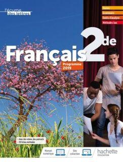 L'ecume des lettres Francais 2de - Ed. 2019