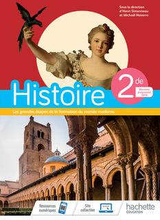 Histoire 2de - Ed. 2019