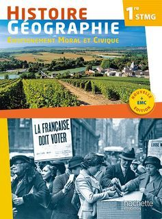 Histoire-Géographie-EMC 1re STMG
