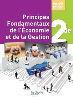 Principes Fondamentaux de l'Economie et de la Gestion 2de