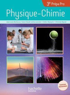 Physique-Chimie 3e Prépa Pro