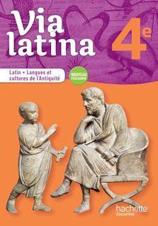 Via latina - Latin 4e - Langues et cultures de l'Antiquité