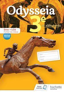 Odysseia - Grec - 3e et debutants