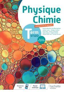 Physique-Chimie - Term STI2D - 2020