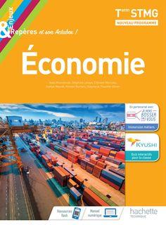 Économie - Enjeux & Repères - Terminale STMG - 2020