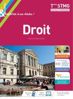 Droit - Enjeux & Repères - Terminale STMG - 2020