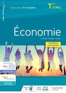 Economie - En situation - Terminale STMG - 2020
