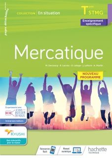 Mercatique - En situation - Terminale STMG - 2020