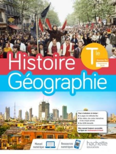Histoire-Geographie Tle - Ed. 2020