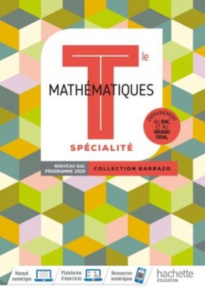 Barbazo Mathematiques Tle Specialite - Ed. 2020