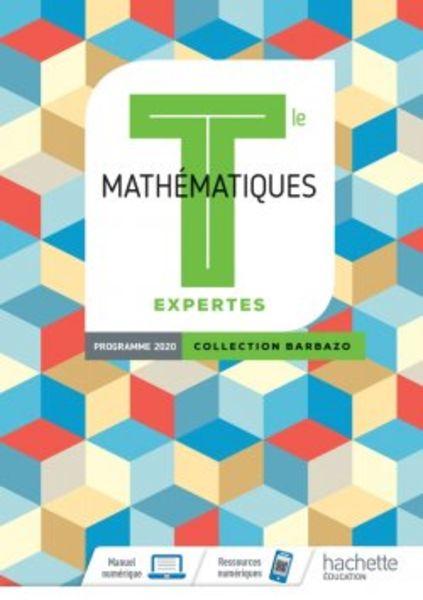 Barbazo Tle option Maths expertes - Ed. 2020