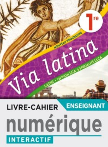 Via latina Latin 1re - Ed. 2020