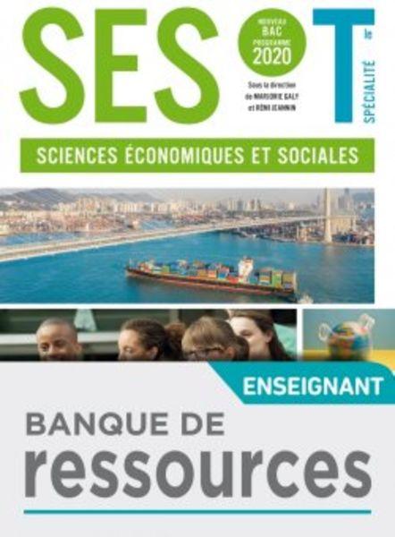 SES Tle - Banque de ressources - Ed 2020