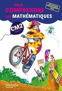 Pour comprendre les mathématiques CM2 - Fichier numérique enseignant - Ed. 2017