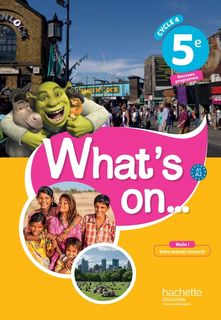 What's on... 5e