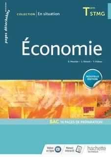 En situation - Economie Tle STMG - éd. 2018