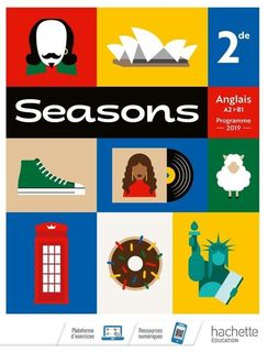 Seasons - Anglais 2de - Ed. 2019