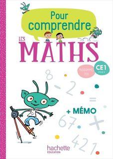 Pour comprendre les maths CE1 - Fichier numérique enseignant - Ed. 2019