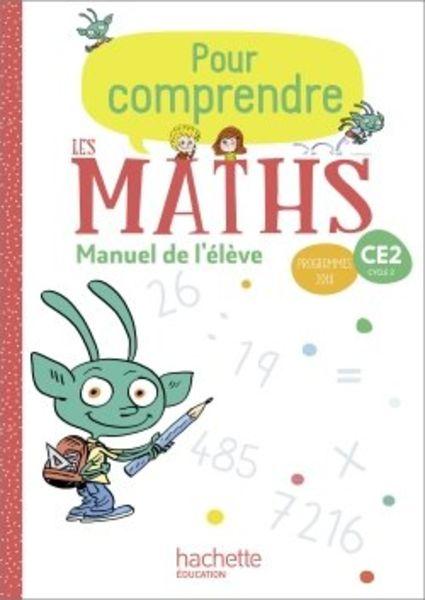 Pour comprendre les maths CE2 - Manuel numérique enseignant - Ed. 2020