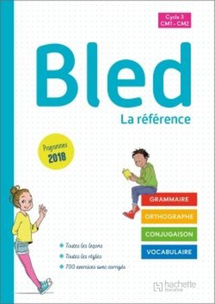 Bled CM1/CM2 - Manuel numérique enseignant - Édition 2020