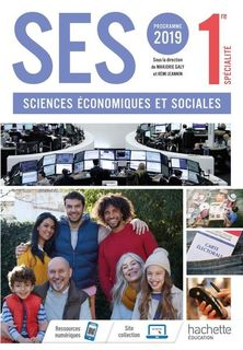 SES 1re specialite - Ed. 2019