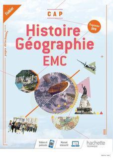 Histoire Géographie EMC CAP Conso - 2019