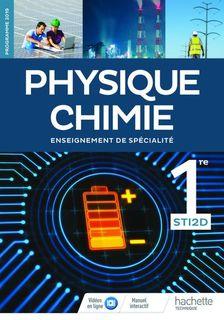 Physique-Chimie 1re STI2D - 2019