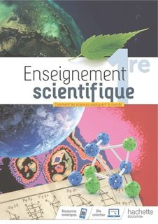 Enseignement Scientifique 1ère - 2019