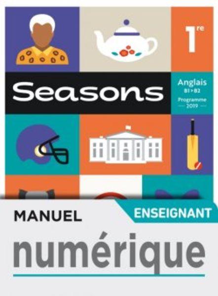 Seasons - Anglais 1re - 2019