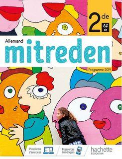 Mitreden Allemand 2de - Ed. 2019