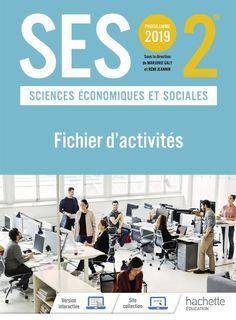 Fichier d'activités SES 2de - 2019